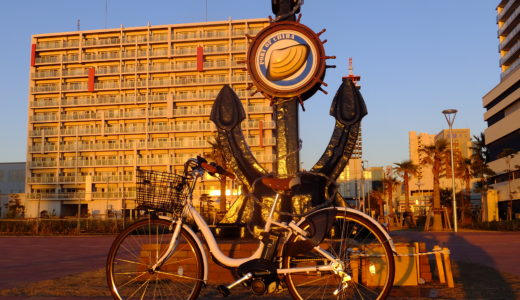 千葉市のシェアサイクル事情
